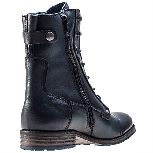 Mustang Military High Top Femmes Bottes