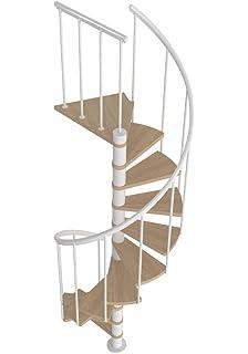 DOLLE Toronto Spiral Staircase Kit 155cm