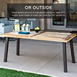 Best Choice Products 6-Person Indoor Outdoor