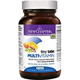Cheap New Chapter Tiny Tabs Multivitamin with Fermented Priobiotics + Whole Foods + Vitamin D3 + B Vitamins + Organic Non-GMO Ingredients 192 ct
