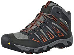 KEEN Men's Oakridge Mid Waterproof Hiking Boot