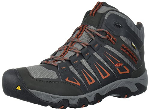 WP Raven Boots Hiking Oakridge Keen Burnt Ochre Mid Men's qwAOtYxWPz