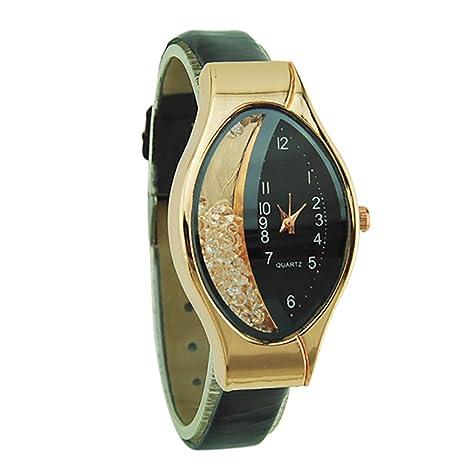 Ronamick Semilunar Flow Sandart Ellipse - Reloj de pulsera ...