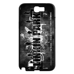 [bestdisigncase] For Samsung Galaxy Note 2 -Linkin Park Music band PHONE CASE 15