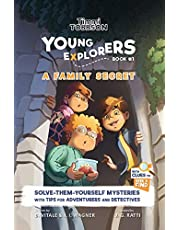 A Family Secret: A Timmi Tobbson Young Explorers Children's Adventure Book (Solve-Them-Yourself Mysteries Book for Boys and Girls age 6-8)