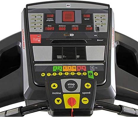 BH Vanquish cinta para correr plegable semi profesional - 22Km/h ...