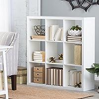 Hudson 9 Cube Bookcase -