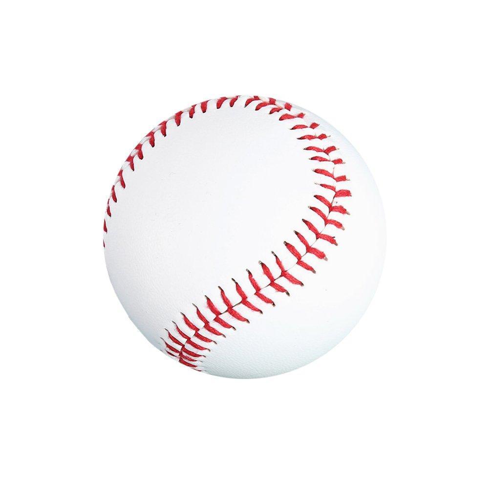 runacc al aire libre práctica de béisbol suave entrenamiento pelotas de béisbol portátil con 2,75 Diámetro, apto para juego, práctica y entretenimiento 75 Diámetro