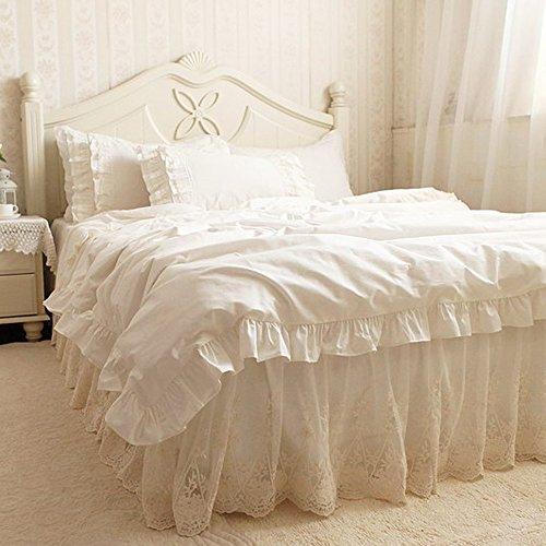 Royllent Romantische 4 Teilige Bettwäsche Sets Europäischen Stil