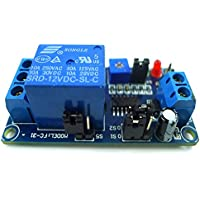GERI® Adjustable 12V Normally Closed Type Trigger Delay Relay Delay Circuit Module