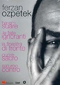 Ferzan ozpetek collection 5 dvd box set - La finestra di fronte andrea guerra ...