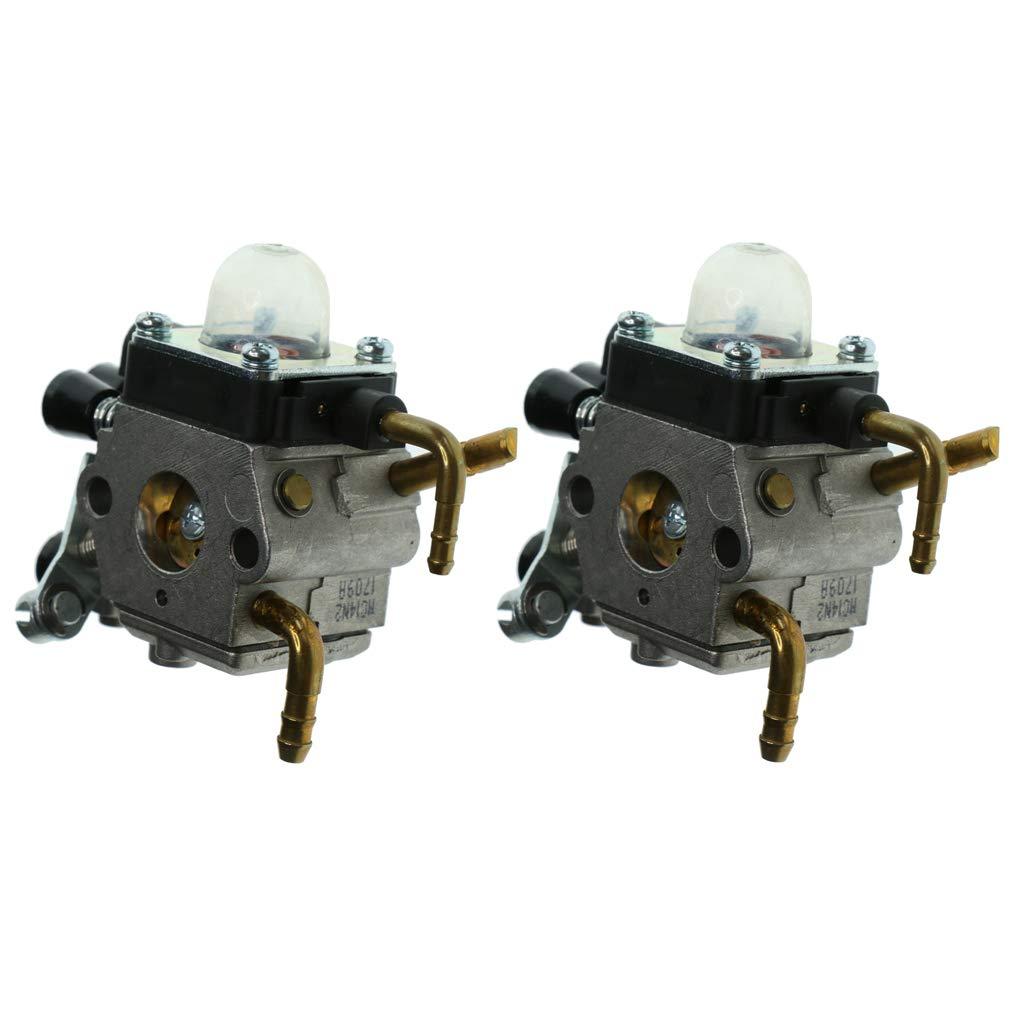 F Fityle 2 Pcs Carburador para Piezas de Motosierra ...