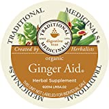 Best Traditional Medicinals Tea Cups - Traditional Medicinals Organic Ginger Aid Tea, Single Serve Review