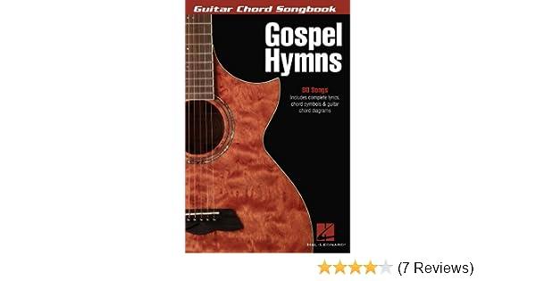 Amazon.com: Gospel Hymns Songbook (Guitar Chord Songbook) eBook: Hal ...