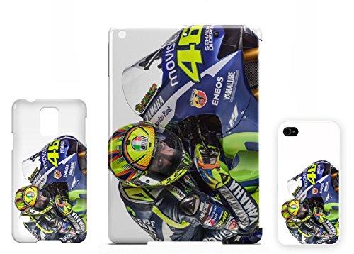 Valentino Rossi 46 Pose iPhone 4 / 4S cellulaire cas coque de téléphone cas, couverture de téléphone portable