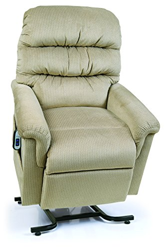 Collection Large Lift Chair - Montage Collection UC542-L Large Scale Lift Chair Recliner - Oatmeal (Curbside Delivery)