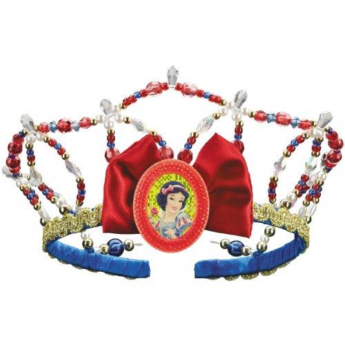 Morris Snow White Costumes (Snow White Tiara Costume Accessory)