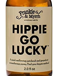 Hippie Go Lucky - A Mind-mellowing Grapefruit and Patchouli...