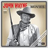 img - for John Wayne in the Movies 2016 Square 12x12 (Multilingual Edition) book / textbook / text book
