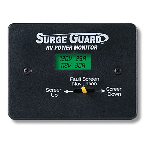 Technology Research Corp 40299 Surge Guard 50A Hardwire Automatic Transfer ()