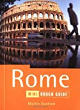 img - for The Mini Rough Guide to Rome, 1st Edition (Rough Guide Mini Guides) book / textbook / text book