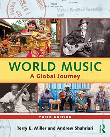 World Music: A Global Journey - eBook & mp3 Value (World Music Songbook)