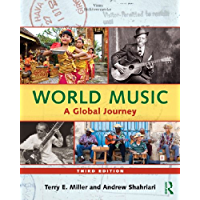 World Music: A Global Journey - eBook & mp3 Value Pack book cover