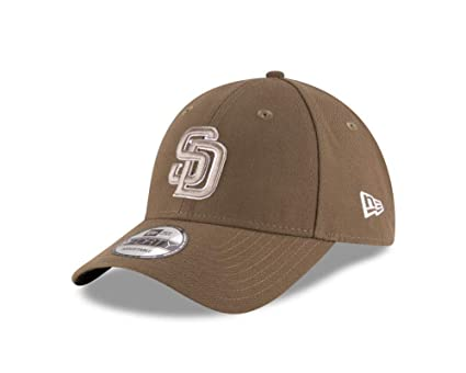 buy online 4386a 3db23 Image Unavailable. Image not available for. Color  New Era San Diego Padres  Youth MLB 9Forty The League Adjustable Hat