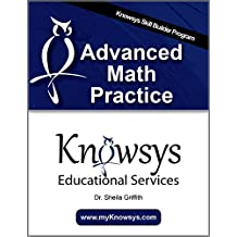 Knowsys Advanced Math Practice (Knowsys Skill Builder)