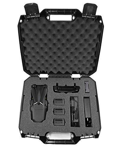 CASEMATIX DroneSage Rugged Mini Drone Carry Case