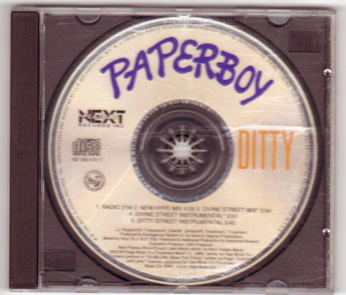 The ditty paperboy lyrics