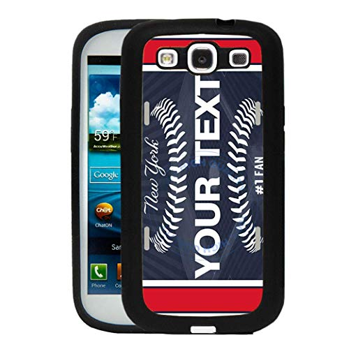 new york yankees galaxy s3 case - 3