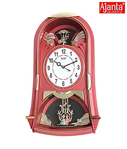 argos wall r brown pendulum clocks buy web clock home product watches