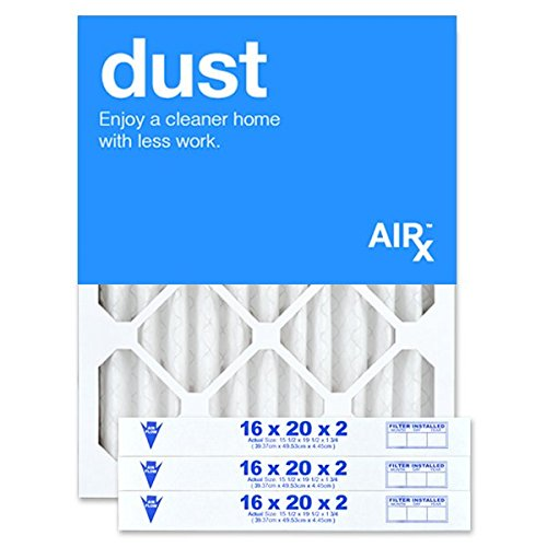 Filter for Santa Fe Force Dehumidifier (4031062) - 4 Pack by Thermastor