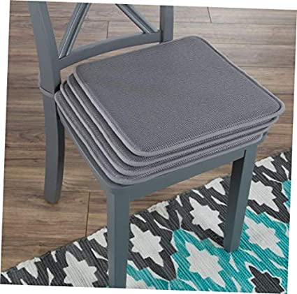 Terrific Amazon Com Bew New Set Of 4 Foam Chair Cushions Pads With Pabps2019 Chair Design Images Pabps2019Com