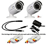 Cheap Q-See 2MP 24IRs WeatherProof IP66 HeritageHD 2PK Camera