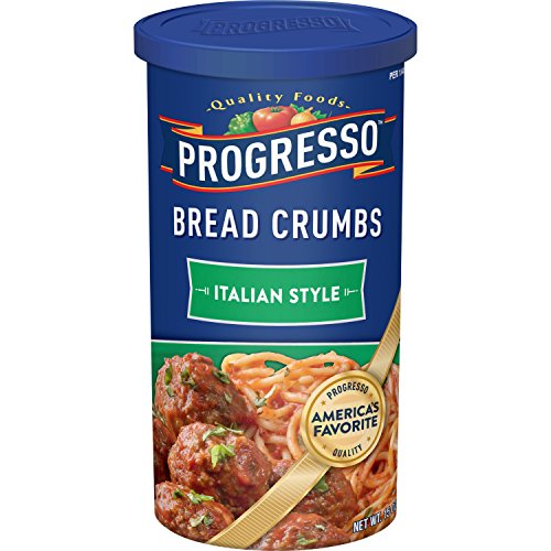 Chicken Tenderloins Breaded (Progresso Italian Style Bread Crumbs, 15 oz)