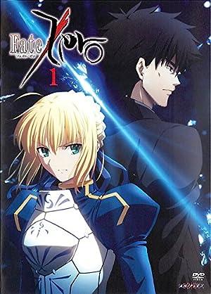 Fate/Zero DVD