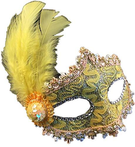 Blancho Bedding Venetian Sexly Masks Masquerade Ball for Women Halloween Mask Mardi Gras Mask Party Mask#647