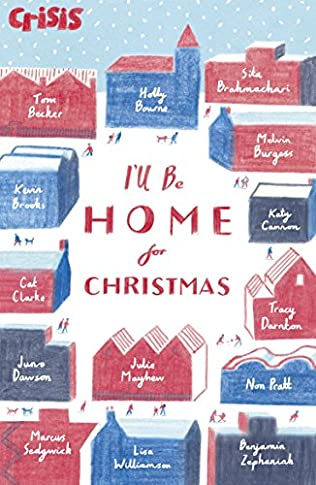 book cover of I\'ll Be Home For Christmas