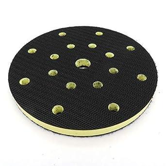 Almohadilla de interfaz de espuma de poliuretano de densidad media, 150 mm, 17 agujeros