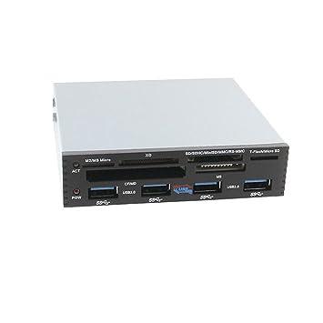 Amazon.com: 3.5 in interna PCI-E PCI Express USB 3.0 Hub ...