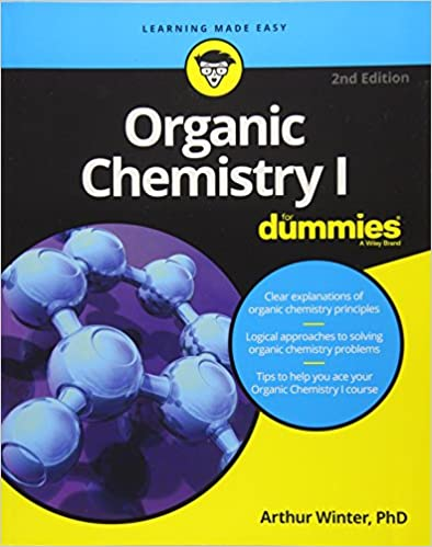 Organic Chemistry I For Dummies Lifestyle 2nd Edition