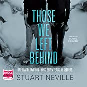 Those We Left Behind | Stuart Neville