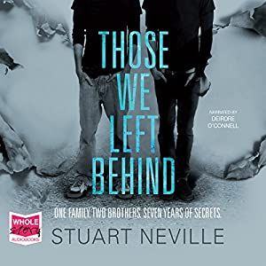 Those We Left Behind Audiobook
