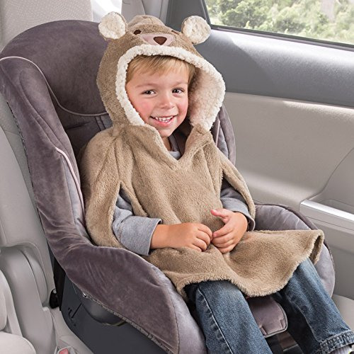 Amazon Summer Infant Car Seat Coat And Poncho Cuddly Bear Baby