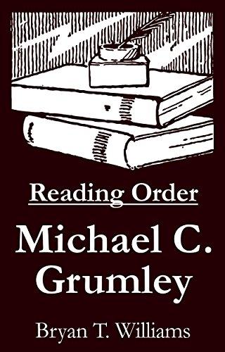 Michael C. Grumley - Reading Order Book - Complete Series Companion Checklist