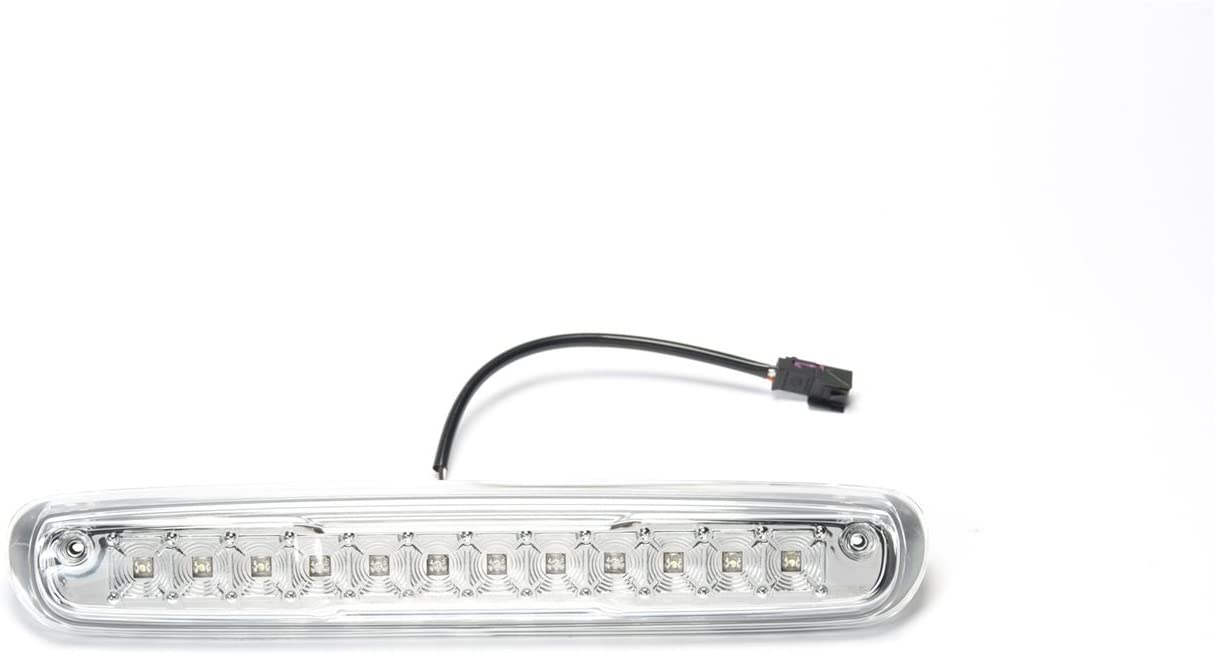 Putco 900289 Clear LED Third Brake Light for Silverado//Sierra