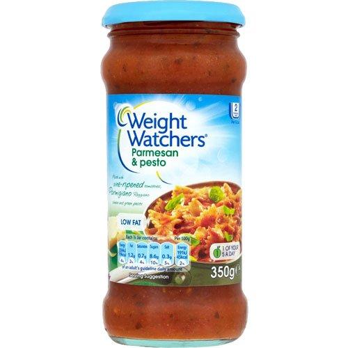 WeightWatchers - Cooking Sauces - Parmesan & Pesto - 350g (Parmesan Pesto)
