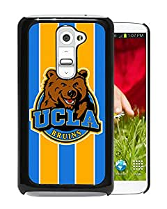 NCAA UCLA Bruins 03 Black Customize LG G2 Phone Cover Case